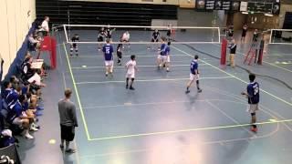 Jack Cole UC Davis Tournament One Match Highlights  March 29 2014