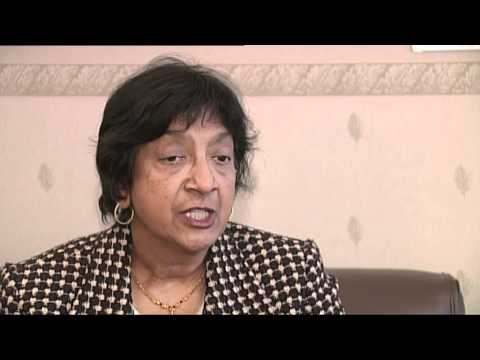 Navanethem Pillay, UN High Commissioner for Human Rights - Voices on Social Justice