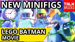 Lego batman movie new 2018 sets minifigure rumors!! another collectible minifigure series?!