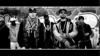 Bomé (L'AXE LOURD) feat Mr Hash - #Biz2Rue - Clip HD