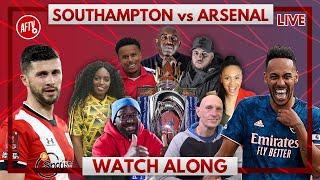 Southampton vs Arsenal | Watch Along Live
