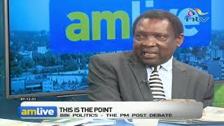 Uhuru must be playing one person either William Ruto or Raila Odinga - Herman Manyora