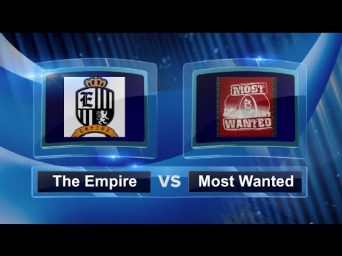 The Empire vs Most Wanted - Pool Play - Women's Music City Kickball Open Open #MCKO2016