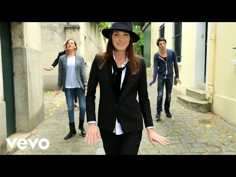 Carla Bruni - Le Pingouin (Official Music Video)