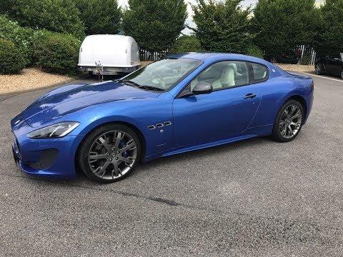 SOLD 2013 Maserati Granturismo Sport 4.7 V8 2 door Coupe For Sale in Louth Lincolnshire
