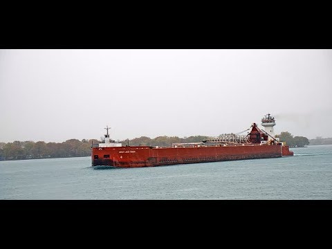 Ship Cam - Marine City, Michigan USA | StreamTime LIVE