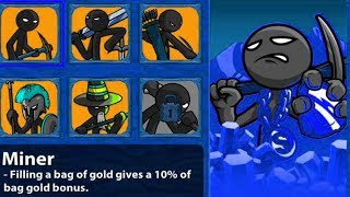 Stick War Legacy Apk - Miner Avatar # Full HD