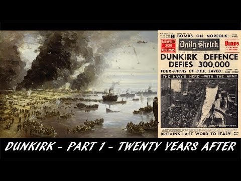 Audio From the Past [E13] - WW2 - Dunkirk Part 1 - Twenty Years After  (1960)