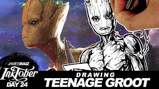 all groot scenes