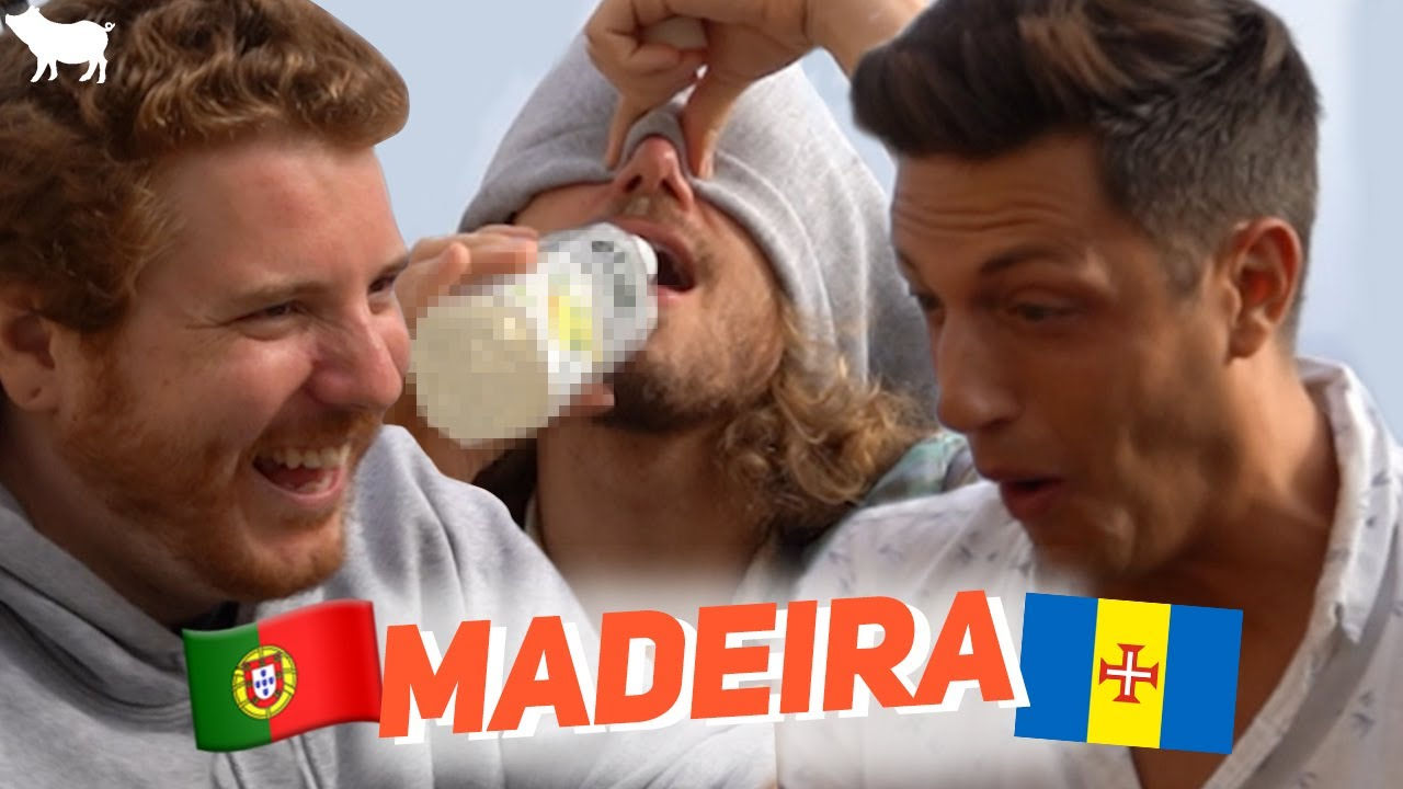 Wir testen Unges Lieblings & Hass Produkte auf Madeira