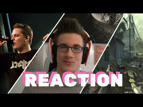 Dame - Pave Low [CoD Song] - Reaction/Bewertung