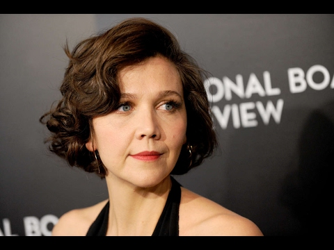 Maggie Gyllenhaal Hot Dress Video - National Board of Review Awards
