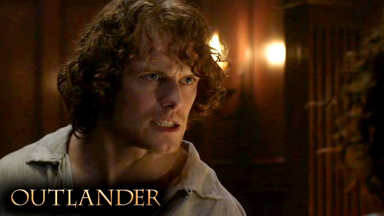 Download Jamie Argues With Claire About His Secret Marriage   Outlander