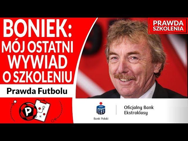 Boniek: A skąd się wzięli Lewandowski, Milik, czy Piątek? Z naszego systemu szkolenia!