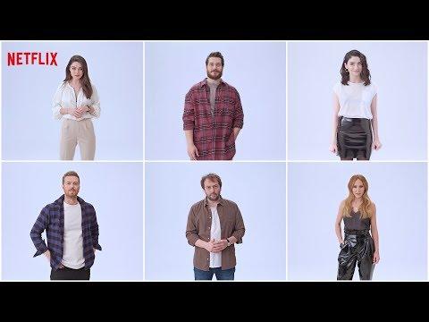Dünyanın En Zor Açıklanan Sezon Duyurusu | Hakan: Muhafız | Netflix