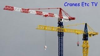 Conrad Liebherr 112 EC-H Tower Crane