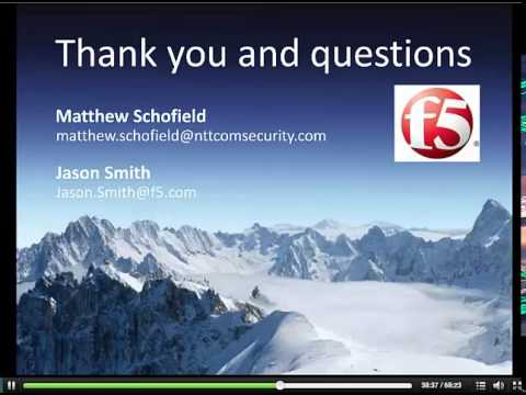 Applications matter, so does application security