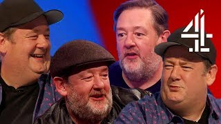30 Minutes of Johnny Vegas Being Chaotic AND Extremely Loveable.