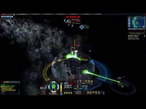 Star Trek  Online - Task Force Hippocrates with Federation Engineer