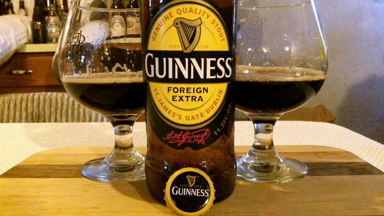 what is the abv of guinness
