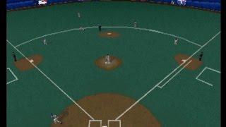 Triple Play 97 (PLAYSTATION) Toronto vs Boston