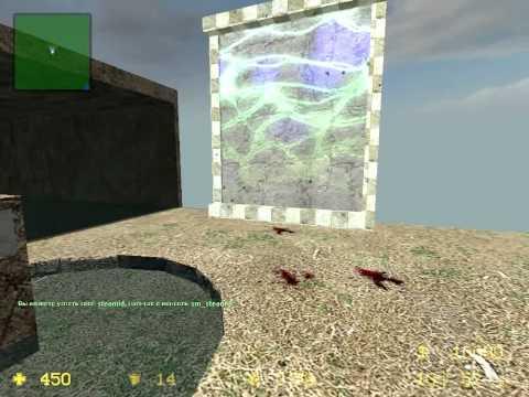 Counter Strike Source V34 на сервере Surf