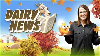 Hay Day Dairy News: Fall 2020 Update Teaser! 🎃 👻