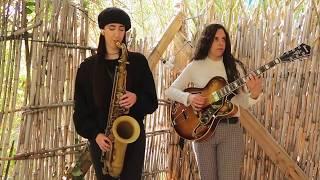Jam Cats - jazz duet promo
