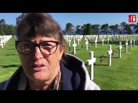 US visitors remember D-Day in France 75 years after [Video]