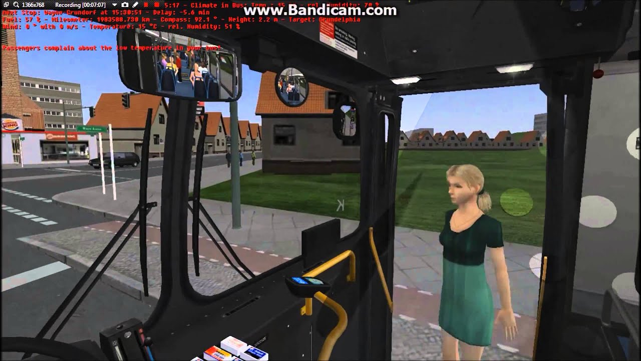 Omsi Bus Simulator 2 Run On The Nj Transit Route 163 New