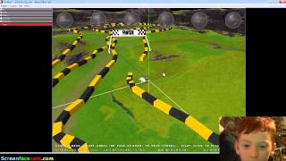 How to Make a Simple Racing Game With 3d Rad! Part 1