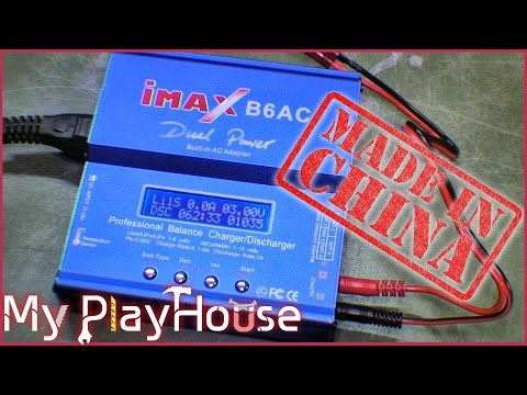 IMAX B6 Overview of this cheap Chinese copy - 268