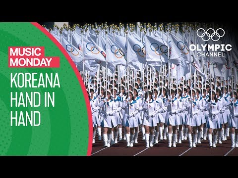 Koreana - Hand in Hand | Opening Ceremony Seoul 1988 | Music Monday