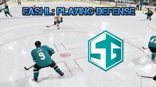 How to Suck Less at NHL 18 EASHL: Playing Defense