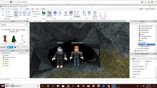 How to make a NPC talk in your ROBLOX game!