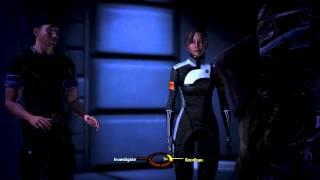 Mass Effect  - Playing as Turian, Quarian, Krogan, Salarian and more