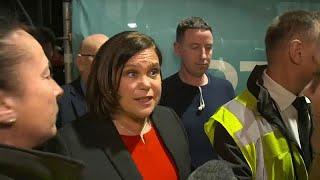 En Irlande, la percée du Sinn Fein fait tressaillir les partis traditionnels