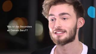 Unser Azubibotschafter Daniel über Seine Ausbildung zum Hair & Beauty Artist