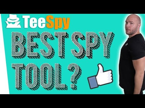 [ Spy Tool ] Spy on Profitable POD Designs - See Exactly How Many Units Sold !