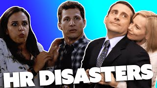 Inappropriate Workplace Behaviour | The Office, Parks & Recreation and Brooklyn Nine-Nine