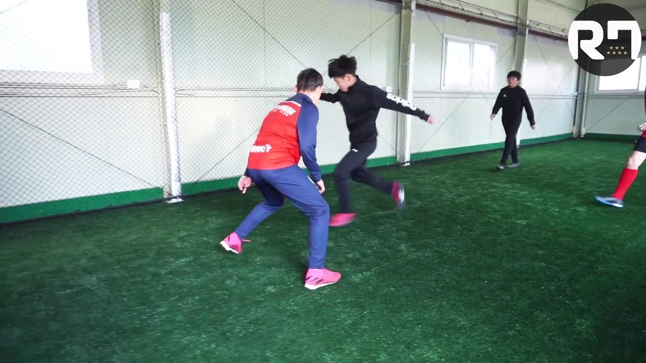 축구] R7 스킬 유소년 기본기 훈련