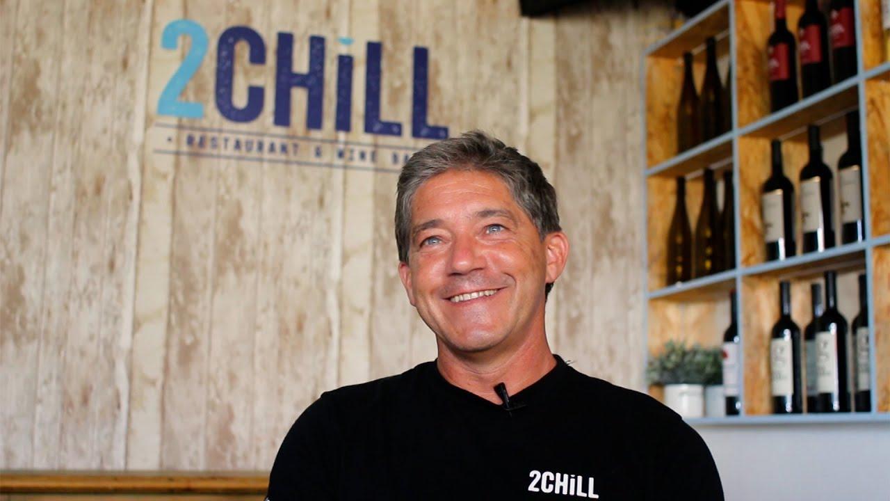 2 Chill - o restaurante que abriu no início da pandemia - uma história de resiliência e sucesso