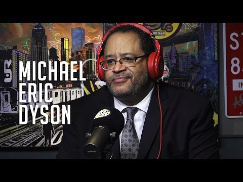Micheal Eric Dyson Talks Meeting With Kanye, Run in With Trump & Obama