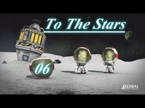 "Let's Play Kerbal Space Program Ep 06 ""The Eye In The Sky"""