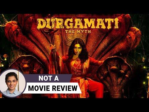 Durgamati The Myth   Not A Movie Review by Sucharita Tyagi   Bhumi Pednekar   Film Companion