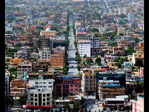 Kabul city Afghanistan 2019  کابل افغانستان سال ۲۰۱۹