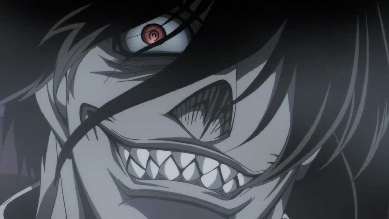 Hellsing OVA VIII - Alucard's entrance HD - YouTube Count Alucard Hellsing Ova
