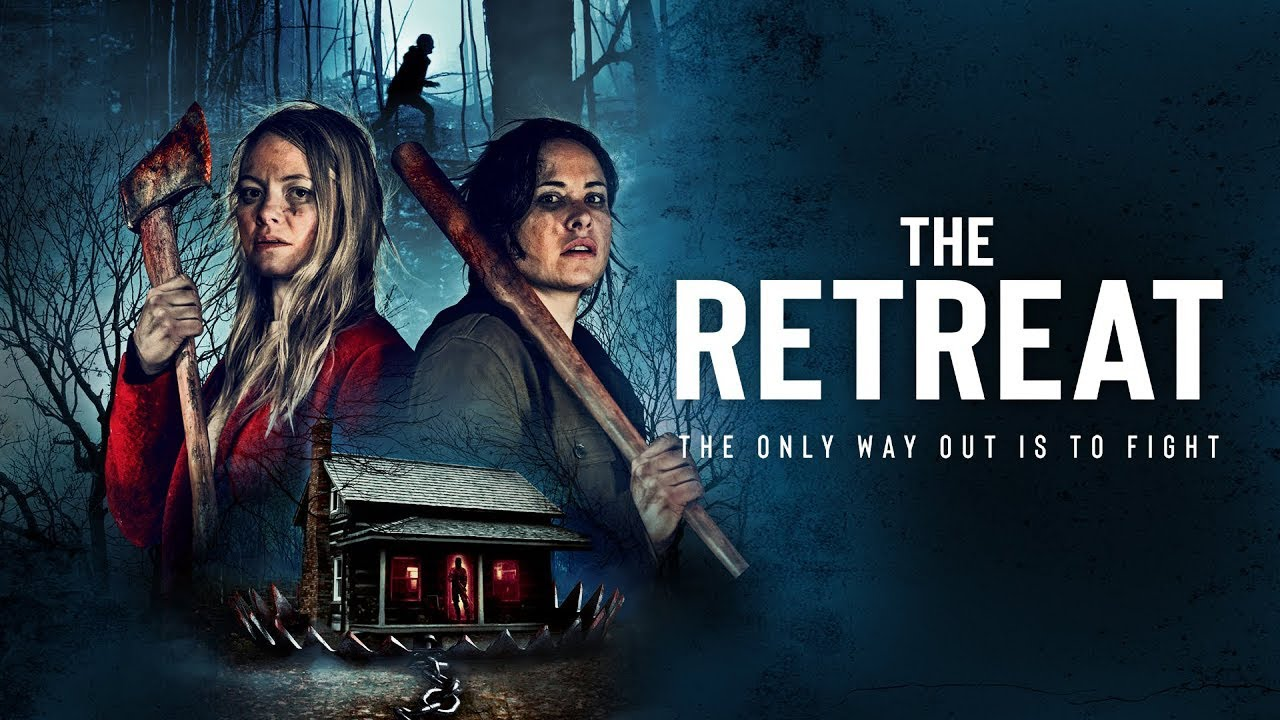 THE RETREAT (2021) Official Trailer — Horror Movie - YouTube