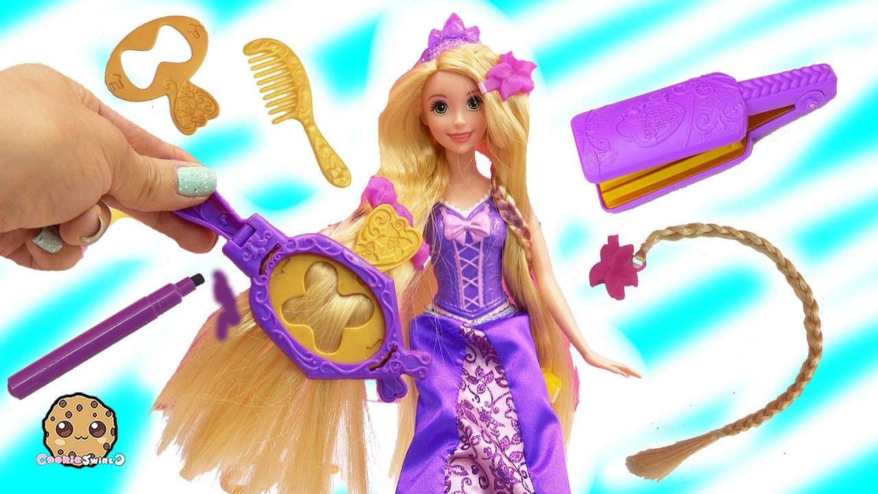Disney Rapunzel Games For Girls