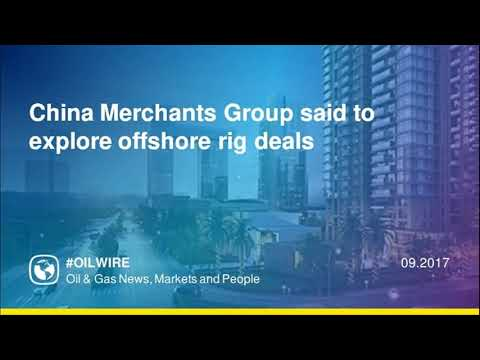 China Merchants Group said to explore offshore rig deals
